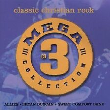 Mega 3 Collection: Classic Christian Rock by Various Artists (CD, Feb-2003, 3...
