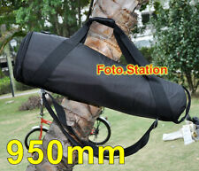 Tapered Shape 950mm New Nylon Camera Tripod Carry Bag Travel Case Shoulder Strap