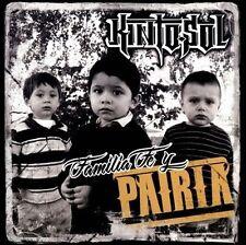 Familia, Fe Y Patria by Kinto Sol