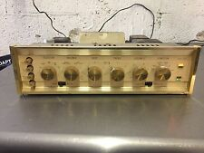 VINTAGE SHERWOOD S-5000 TUBE AMPLIFIER