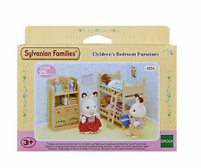 Sylvanian Families Home Childrens Bedroom Furniture Bunk Beds Set