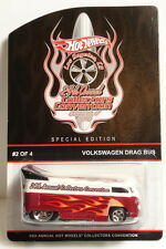 Hot Wheels 24th Convention Volkswagen Drag Bus, 2112/3500