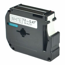 1PK Black on White Compatible for Brother P-touch Label M231 MK231 PT-65SB PT-65