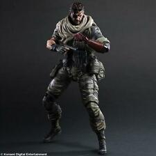 Metal Gear Solid V The Phantom Play Arts PA Kai Venom Snake Action Figure Statue