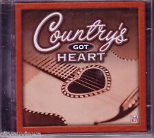 TIME LIFE Music COUNTRY'S GOT HEART  Various Artists BRAND NEW 2CD Blackhawk 90s