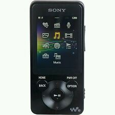 Sony Walkman NWZ-E585 Black (16 GB) Digital Media Player  - UK Stock
