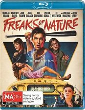 Freaks Of Nature Blu-ray (Free Postage)