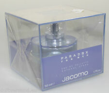Jacomo-PARADOX for Men Blue 50 ml Eau de Toilette Spray Nuovo/PELLICOLA