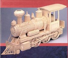 WESTERN LOCO matchstick model Train construction kit - Matchmaker NEW