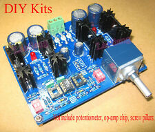 Class A Parallel Power Supply OP Amp Preamplifier Preamp Board Module DIY Kits