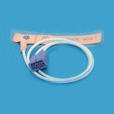 25pcs NELLCOR Oximax Spo2 Sensor Disposable For Adult Neonate Nellcor Max-I 9pin