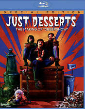 Just Desserts: The Making of Creepshow (Blu-ray Disc, 2016)