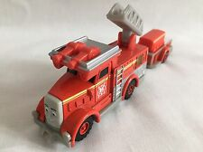 Flynn The Fire Engine With Tender Thomas Take N Play /Along Train