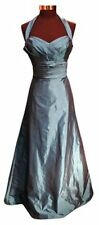 Watters & Watters 1635 bridesmaid,Prom, special occasion size 12- peacock (w-34)