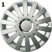 """SET OF 4 16"""" WHEEL TRIMS,RIMS,CAPS TO FIT TOYOTA COROLLA VERSO + FREE GIFT #1"""