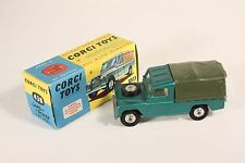 "CORGI TOYS 438, Land Rover 109"" W.B., Mint in Box #ab559"