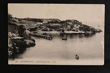 Carte postale ancienne CPA LA CORNICHE - Batterie des Lions