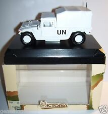 RARE VICTORIA BY VITESSE HUMMER UN UNITED NATIONS UNIES 1/43 REF R004 IN BOX
