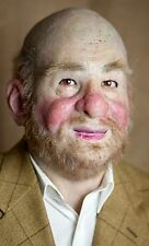 """Silicone Mask Old Man """"Bertrand""""  Hand Made, Pro High Quality, Realistic,"""