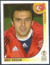 PANINI KOREA/JAPAN WORLD CUP 2002- #203-TURKIYE-TURKEY-ARIF ERDEM