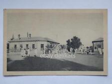 ASMARA ERITREA colonie AOI coloniali centrale elettrica vecchia cartolina