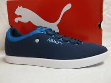 Puma Size 11 M Conflate Hyper 90's Blue Athletic Sneakers New Mens Shoes