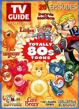 TV Guide Spotlight: Totally 80s Toons~New~7 Shows/20 Episodes