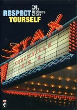 Respect Yourself: The Stax Records Story (2007, DVD NIEUW)