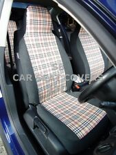 DODGE JOURNEY (7 seater) CAR SEAT COVERS - BLUEBERRY 2 FRONTS ONLY