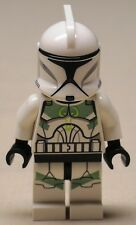 NEW Lego Star Wars Minifig CLONE STORM TROOPER Green Guy