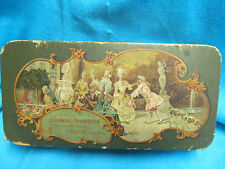 VINTAGE CARDBOARD CROWN PRINCES TOILET SOAP BOX SWIFT & COMPANY