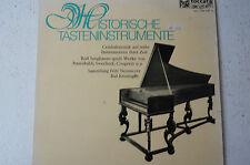 Historische Tasteninstrumente Cembalomusik Frescobaldi Sweelinck Couperin (LP18)