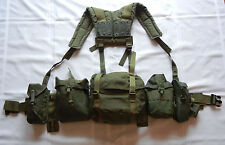 CANADIAN ARMY 82 PATTERN WEBBING SET