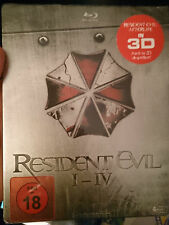 Resident evil quadrilogy steelbook brand new and sealed German rare