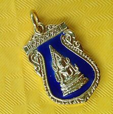 THAI AMULET GIFT FRIENDSHIP GOOD LUCK LOVE & PROTECTION PENDANT BLESSED BY MONK3