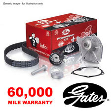 GATES TIMING CAM BELT WATER PUMP KIT FOR FIAT BRAVO DOBLO MULTIPLA PUNTO STILO