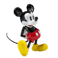 "Original Color Mickey Mouse 6"" Polygon Figure by POLYGO Official Disney Licensed"
