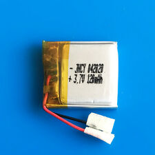 3.7v 120mAh LiPo Battery for MP3 Selfie stick PSP GPS Headphone Bluetooth 402020