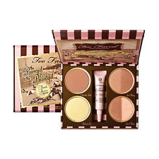 TOO FACED The Bronzed & Beautiful Chocolate Soleil Sun Bunny Bronzer Bar Palette