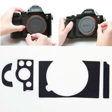 Camera Body Leather Decoration Sticker Skin Cover for Sony alpha α7 A7 A7R 7S