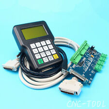 3 Axis DSP Controller 0501 English version For CNC router/ CNC Engraver X,Y,Z