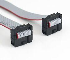 Cavo Piatto Flat Cable 3M 10 poli con 2 connettori femmina - lunghezza 50 cm