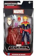 Marvel Legends 6'' CAPTAIN MARVEL Civil War Odin BAF New Sealed