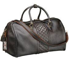 Triumph Ledertasche kleine Reisetasche MLUS14261 Holdall