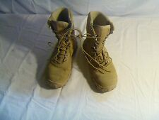 ROCKY MILITARY BOOTS COLD WEATHER SIZE 6M COLOR KHAKI 2255