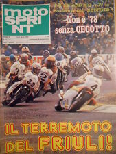 Motosprint 15 1978 Test Honda 125 Hondina - Johnny Ceccotto su Roberts [SC.31]