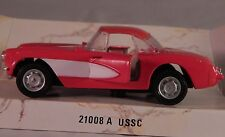 Vintage Replicas 1957 Collectible Corvette Diecast Chevrolet