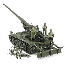 Tamiya 1:35 US Self-propelled Gun M107 Plastic Model Kit 37021 TAM37021