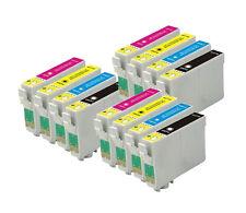 12 Ink Cartridges for Epson XP412 XP415 XP315 XP312 XP215 XP212 XP305 T1806XL