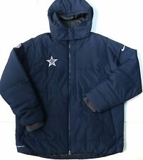 Nike NFL Dallas Cowboys Storm Fit Parka Jacket Men's 2XL Coat $300